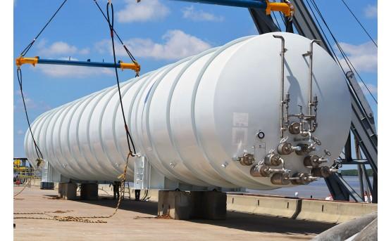 LNG Tankları